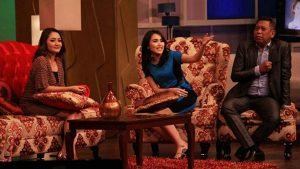 Siti Badriah Talk Show di Acara Ting Ting Kul
