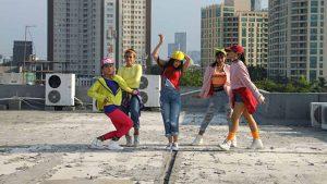 Yuandari Syuting Video Klip Single Gotina