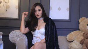 Cintya Saskara Syuting Video Klip Mari Bergoyang