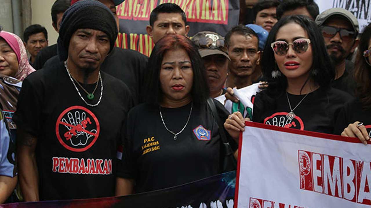 KK Band Geram Dengan Pembajak Yang Tak Pernah Kapok