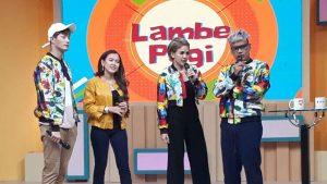 Meggy Diaz Bintang Tamu Pagi Pagi Pasti Happy Trans TV