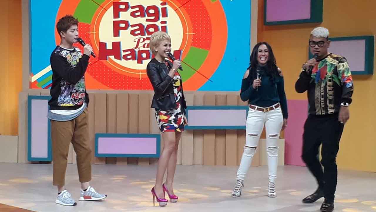 Ratu Meta Live di Pagi Pagi Hapy Trans TV