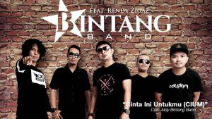 Single Terbaru BINTANG BAND Ft RENDY ZIGAZ Berjudul CINTA INI UNTUKMU