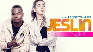 Single Terbaru JESLIN Ft Langston Hues Berjudul MAGIC