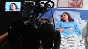 Siti Badriah di Sinetron Wanita Perindu Surga