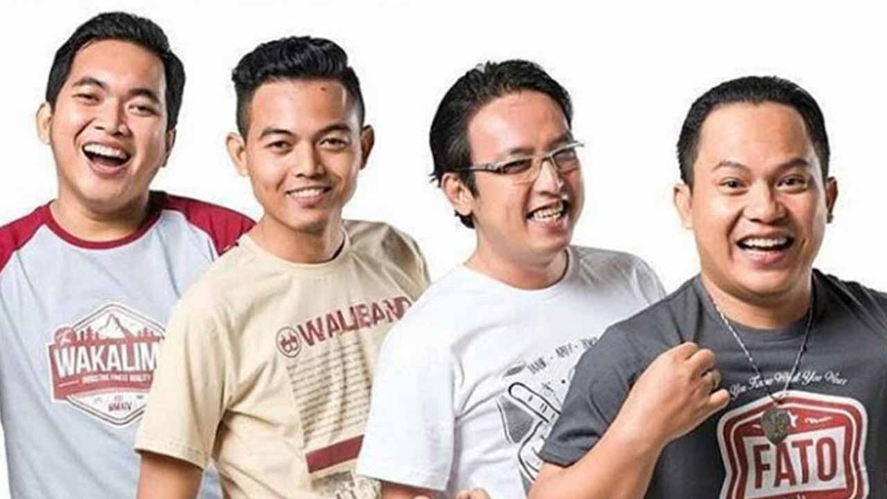 Wali Band Minta Dukungan Untuk SCTV Awards 2017