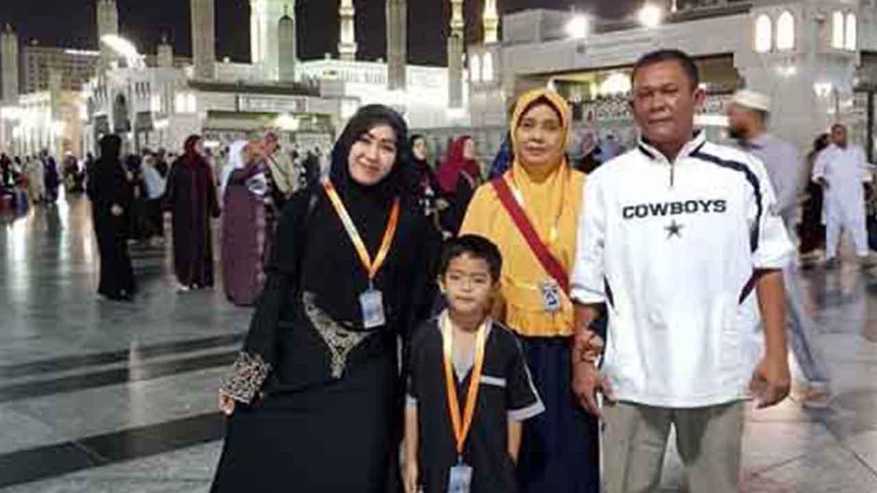 Yuni R Doa Keselamatan Untuk Keluarga Tercinta