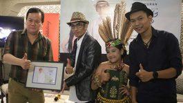 Dadang Nekad Dapat Apresiasi Mengangkat Nama Kalimantan Tengah