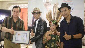 Dadang Nekad Majukan Musisi Kalteng dan Indonesia