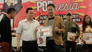 Delon Luncurkan Album Popnesia