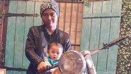 Doa Ovie Anak ke Dua Rayakan Hari Lahir 1 Tahun