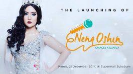 Grand Launching Neng Oshin Karaoke Keluarga Supermall Sukabumi