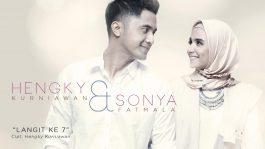 Single Terbaru Hengky Kurniawan dan Sonya Fatmala Berjudul Langit Ke 7