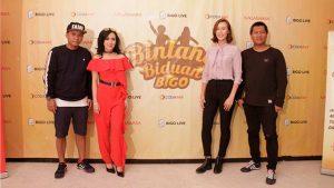 Bigo Live & NAGASWARA Audisi Cari Bintang Biduan