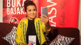 Fitri Carlina Video Challenge di Instagram