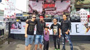 KK Band Lebih Dekat Dengan Pahlawan KK Band