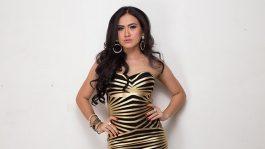 Meggy Diaz Bawakan Lagu Sandiwara Cinta