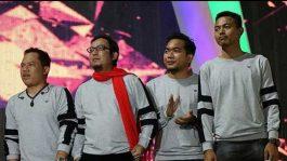 Wali Band dan Artis NAGASWARA Memukau di Musik Gempita 2018