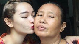 Zaskia Berkat Doa dan Support Emak Neng Jadi Begini