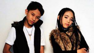 Keyne Stars dan Devan Antara Rap dan Vokal Anak-anak