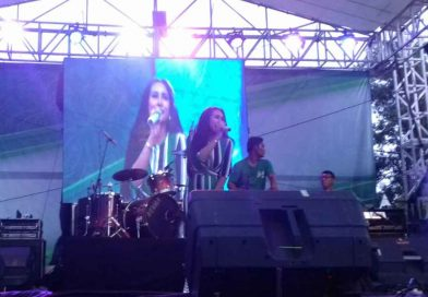Ratu Meta Aksi Jaya Show di Lampung