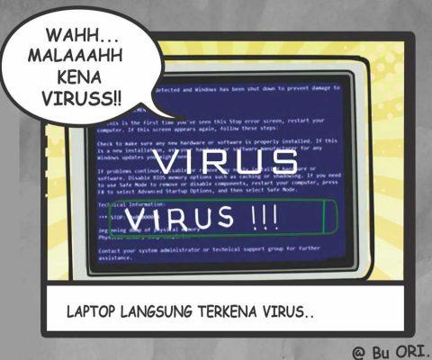 Awas Virus – 5