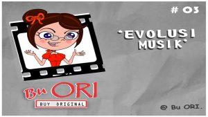 Evolusi Musik