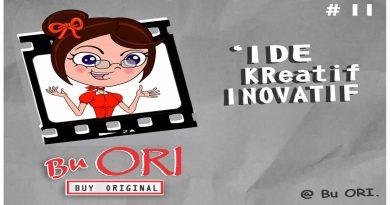 Komik NAGA - Ide Kreatif Inovatif