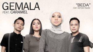 Single Terbaru Gemala Feat. Caramel Berjudul Beda