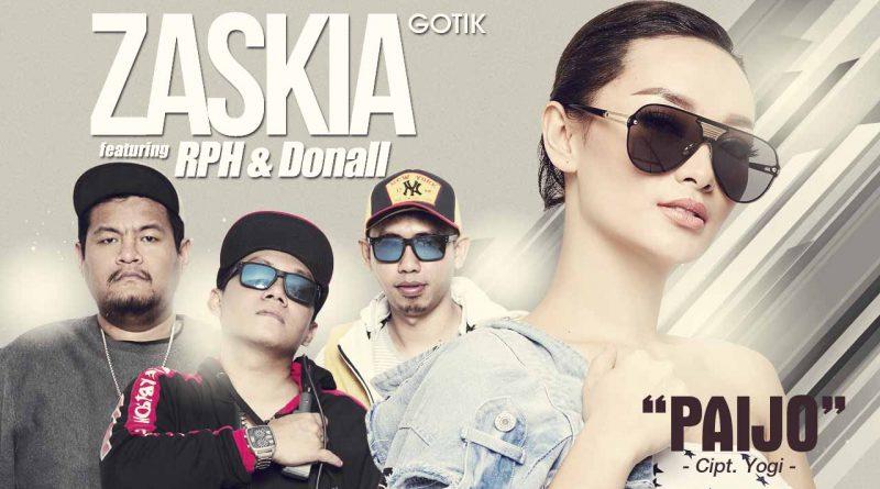 Single Terbaru Zaskia Gotik Ft. RPH & Donall Berjudul Paijo