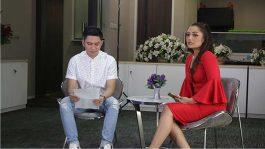 Siti Badriah Syuting Konten Promo Pahlawan Kuota