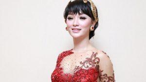 Zaskia Gotik Meriahkan Rakornas Pariwisata I 2018