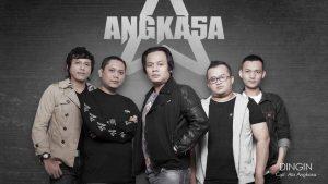Single Terbaru Angkasa Band Berjudul Dingin