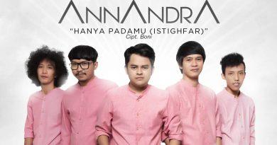 Annandra - Hanya PadaMu (Istighfar)