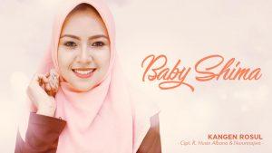 Single Terbaru Baby Shima Berjudul Kangen Rosul