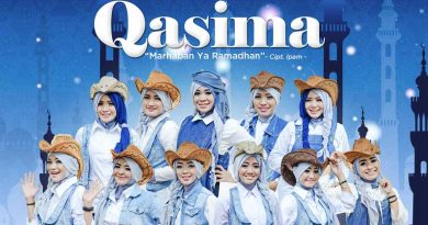 Single Terbaru Qasima Berjudul Marhaban Ya Ramadhan