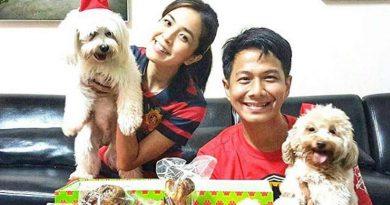 Delon Thamrin Jadikan Anjing Penghibur Kesepian