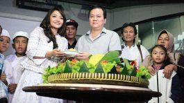 Siti Badriah Syukuran Ratusan Juta Viewers