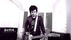 Gitaris Datuk Band Sempat Ingin Jadi Ninja