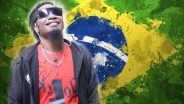 KK Band Dukung Tim Sepakbola Brazil