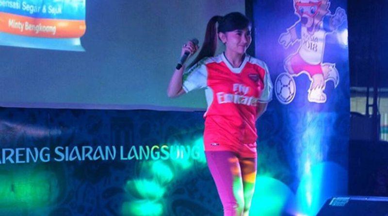 Ratu Idola Protes MC Salah Sebut Nama