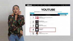 Single Lagi Syantik Siti Badriah Masuk Chart 4 Dunia