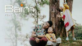 Single Terbaru Baim ft Abbey & Zoe Berjudul Pelangi Usai Hujan