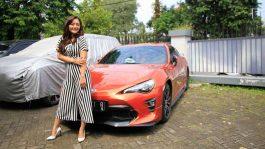 Siti Badriah Trauma Mobil Tertabrak Sekarang Pakai Supir