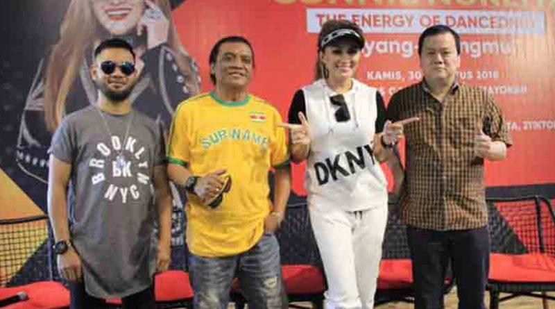 Connie Nurlita Siap Bawa Lagu Apa Saja
