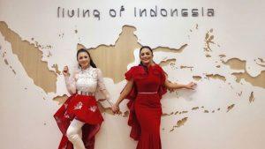Fitri Carlina, Merah Putih di Singapura
