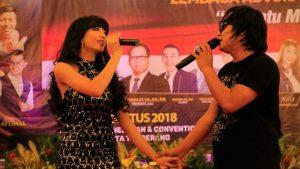 Romantisnya Ato Angkasa band dengan Dilza