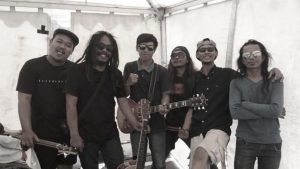 Band Reggae Ho Hot Tea Bernama Mr Ho