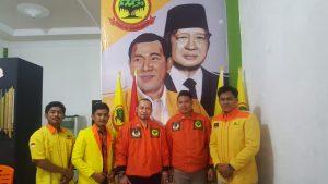 Andrigo Caleg Partai Berkarya di Inhil Riau