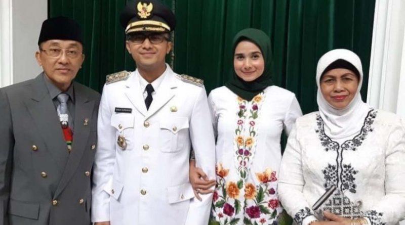 Hengky Kurniawan Dilantik Jadi Wakil Bupati